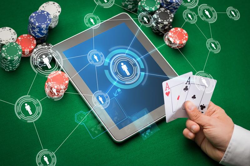 パッドでオンラインカジノ